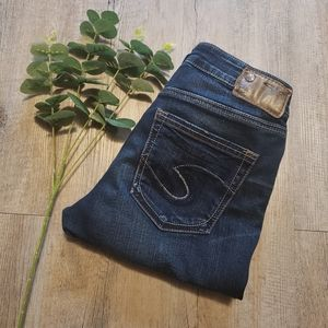 SILVER JEANS | Aiko High Skinny Jean's
